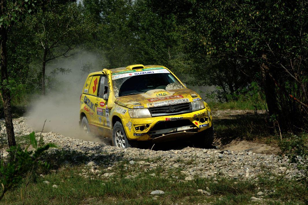 Lorenzo  Codeca  e Bruno Fedullo  Suzuki Grand Vitara V 6  209
