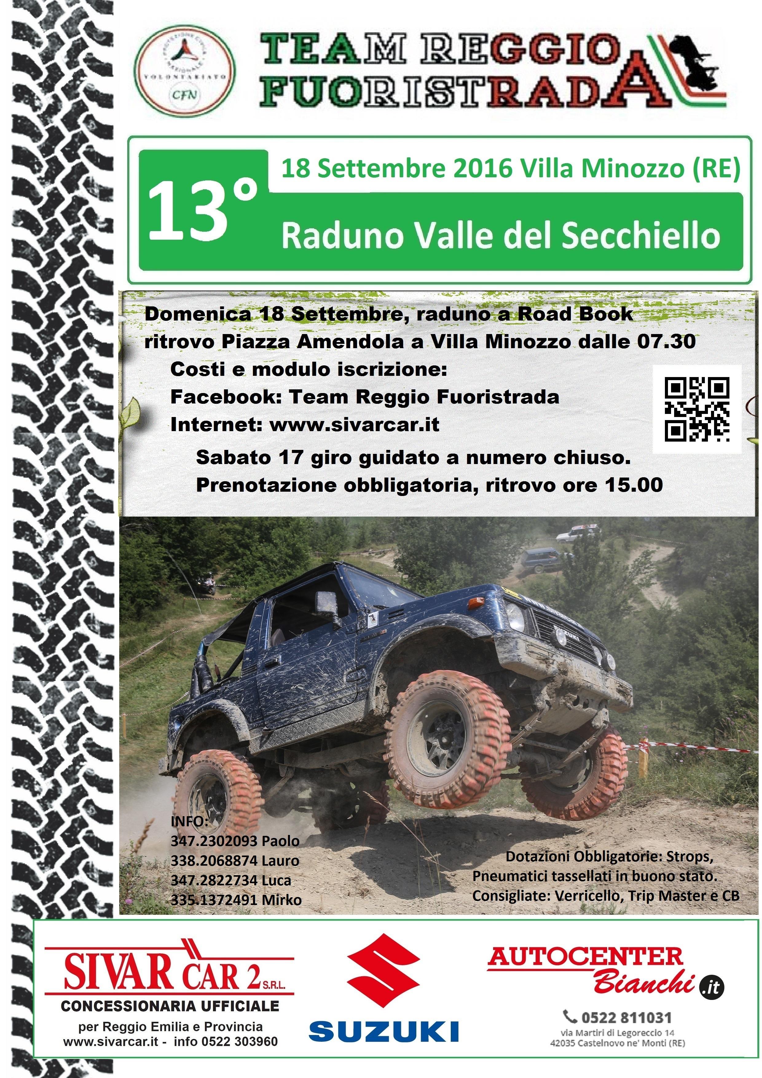 2016 Valle del Secchiello - 9