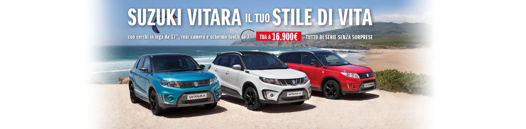 2017-07 VITARA 16.900