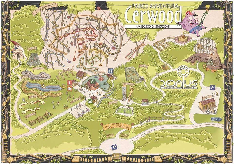 mappacerwood