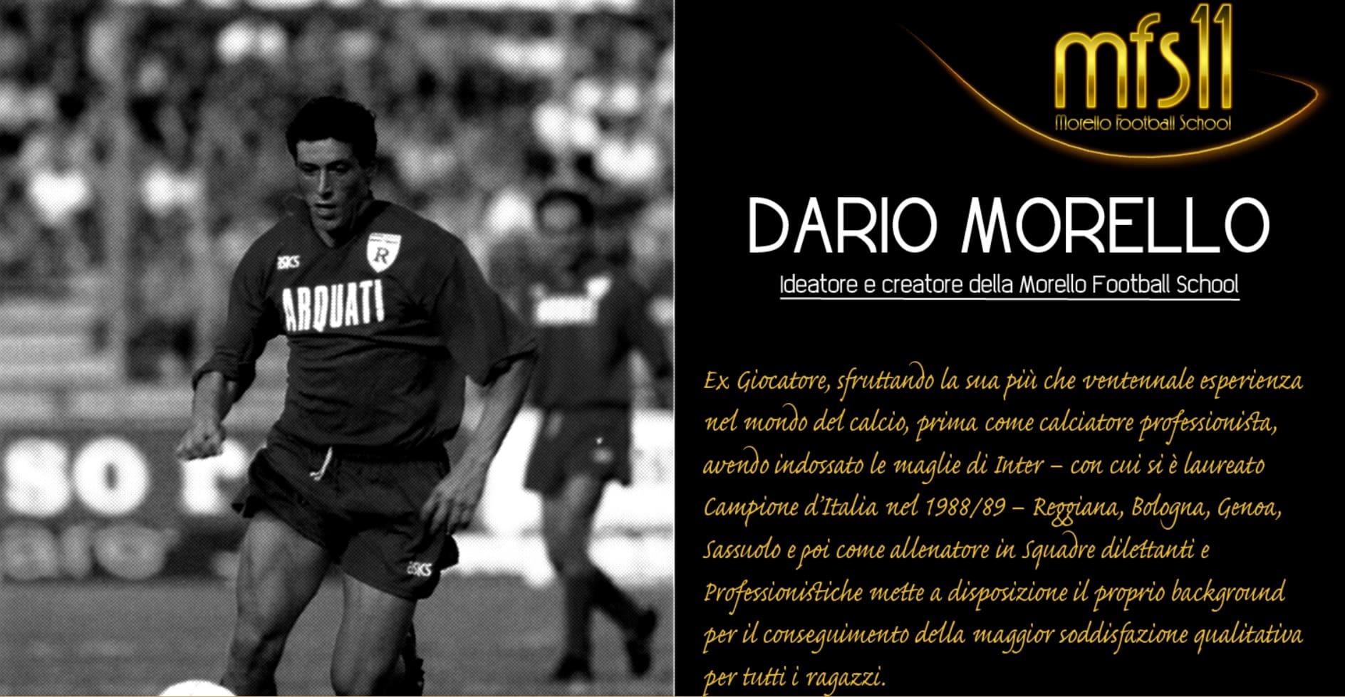 morello football school